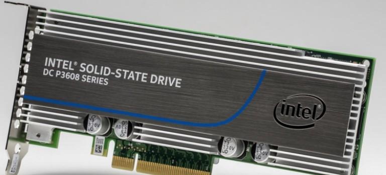 اینتل حافظههای SSD گران قیمت خود را برای مشتریان انترپرایز معرفی کرد