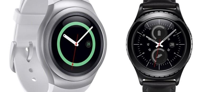 سامسونگ قیمت ساعت هوشمند گیر اس ۲ و گیر اس ۲ کلاسیک را تایید کرد