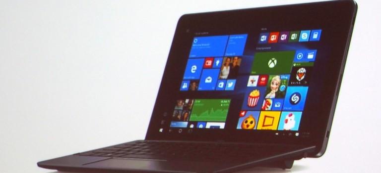 مایکروسافت از Dell Latitude 11 5000 2-in-1 مبتنی بر ویندوز ۱۰ رونمایی کرد