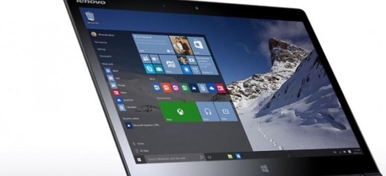 لنوو لپتاپ تبدیل شدنی یوگا ۷۰۰ را در دو نسخه معرفی کرد