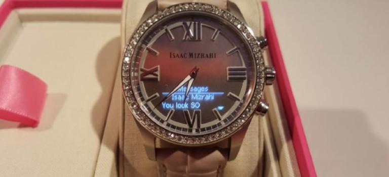 اچ پی ساعت هوشمند Isaac Mizrahi را برای خانم ها معرفی کرد