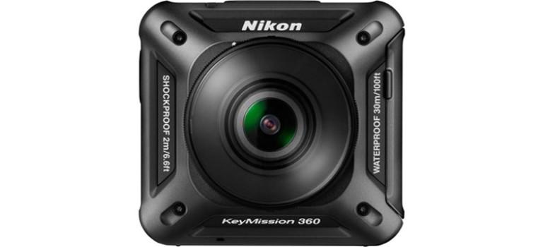 نیکون دوربین ۳۶۰ درجه برای ساخت ویدیوهای واقعیت مجازی معرفی کرد