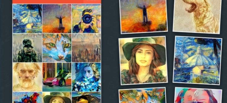 اپلیکیشن Droidart؛ عکس هایتان را به شاهکاری هنری تبدیل کنید