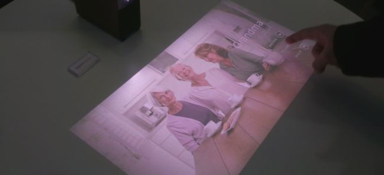 Xperia Projector: گجت خانگی متفاوت از سونی