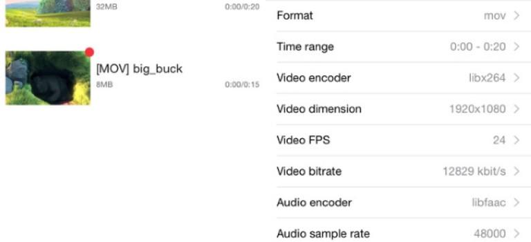معرفی اپ iConvt؛ مبدل قدرتمند فایل های ویدئویی در iOS