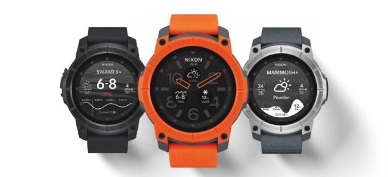 با میشن آشنا شوید؛ ساعت هوشمند مبتنی بر Android Wear که برای موج سواری طراحی شده