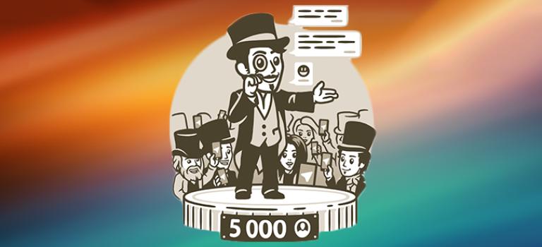 تلگرام ۳.۷ از راه رسید: قابلیت افزایش ظرفیت ابر گروها به ۵۰۰۰ کاربر