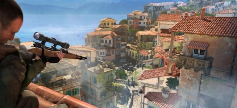 بازی Sniper Elite 4 رسماً معرفی شد