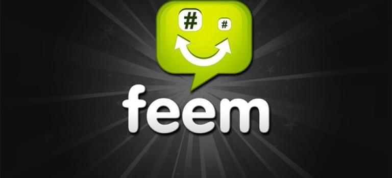 انتقال بی سیم فایل ها بین گوشی ها با Feem Wi-Fi