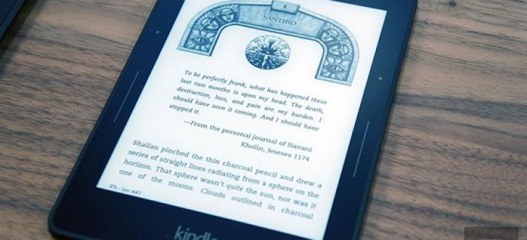 مدیر عامل آمازون از عرضه کتابخوان الکترونیکی جدید تحت برند کیندل خبر داد