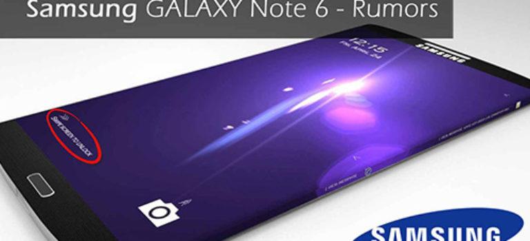 گلکسی نوت ۶ لایت با پردازنده اسنپدراگون ۸۲۰، رم ۴ گیگابایتی و نمایشگر فول اچ دی معرفی میشود