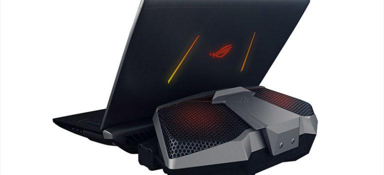 ایسوس لپ تاپ گیمینگ جی ایکس ۸۰۰ را معرفی کرد