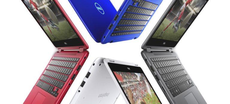 دل اولین لپ تاپ هیبریدی ۱۷ اینچی را معرفی کرد