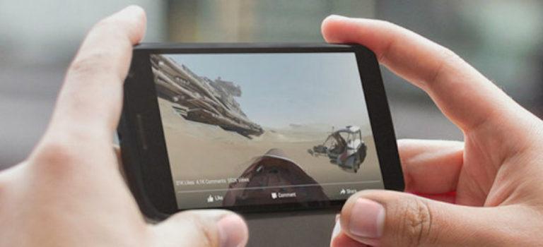 فیسبوک دو ابزار جدید برای ارتقای تجربه تماشای ویدئوهای ۳۶۰ درجه معرفی کرد