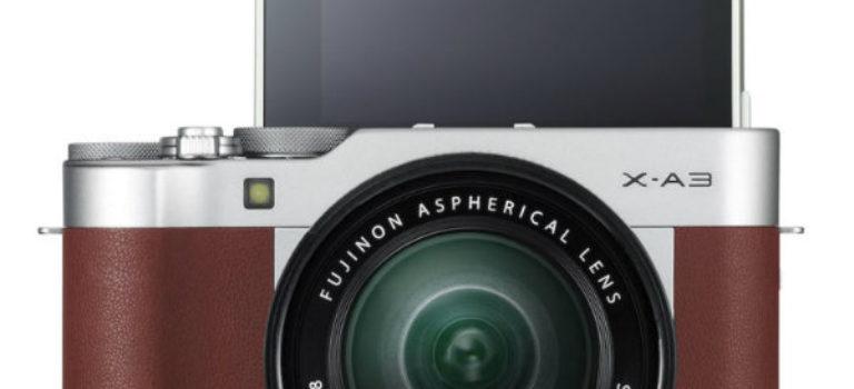 فوجی فیلم از دوربین بدون آینه  و لنز پرایم ۲۳ میلیمتری رونمایی کرد
