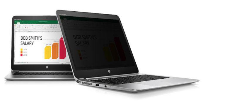 صفحهنمایش ضد جاسوسی HP در پی حفاظت از حریم شخصی کاربران