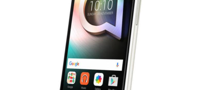 آلکاتل از تلفن هوشمند اقتصادی SHINE LITE رونمایی کرد