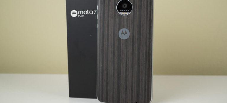 لنوو گوشی Moto Z Play را در ایفا ۲۰۱۶ معرفی کرد