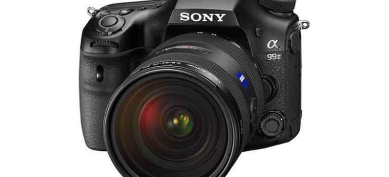 سونی دوربین آلفا ۹۹ مارکII را با سنسور ۴۲ مگاپیکسلی رونمایی کرد