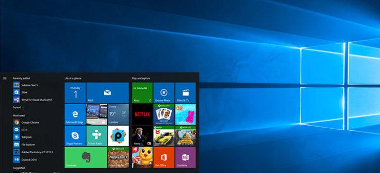ویندوز ۱۰ روی بیش از ۴۰۰ میلیون گجت نصب شده است