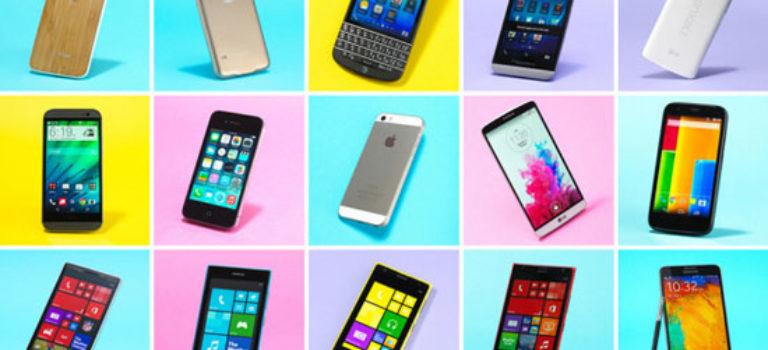 بهترین گوشیهای هوشمند بازار با قیمت ۸۰۰ هزار تا ۱.۵ میلیون تومان؛ شهریور ۹۵