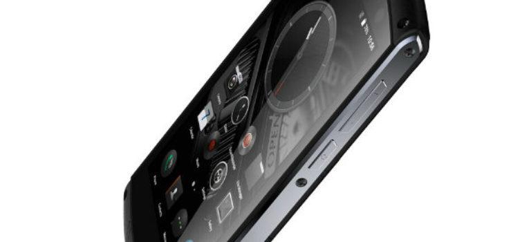 معرفی موبایل Victor از کمپانی iMan با بدنه ای از فلز مایع