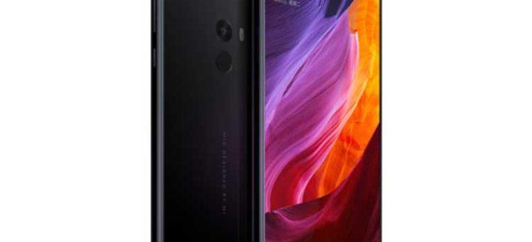 گوشی MIX شیائومی معرفی شد: صفحه نمایش ۶.۴ اینچی بدون حاشیه با قیمت ۵۱۶ دلار