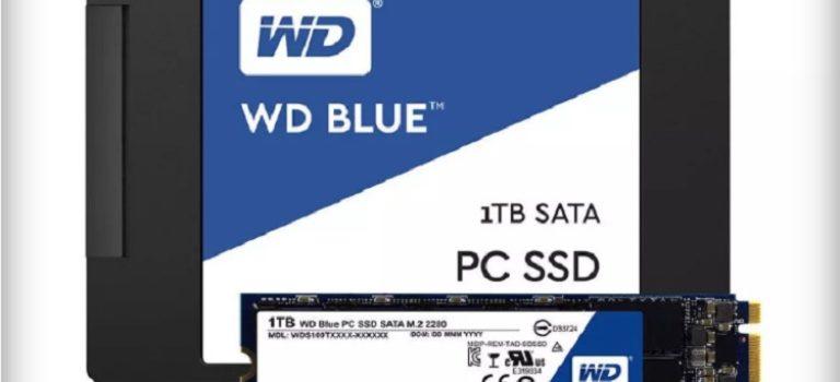 وسترن دیجیتال حافظه های SSD روانه بازار کرد