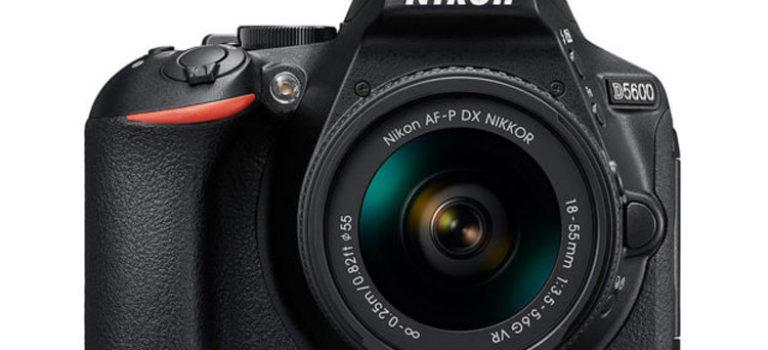 نیکون دوربین دی ۵۶۰۰ را رونمایی کرد