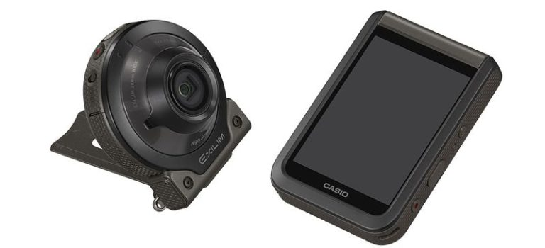 دوربین ۱.۹ مگاپیکسلی کاسیو مخصوص عکاسی در تاریکی