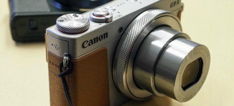 کانن نسل دوم دوربین کامپکت حرفه ای G9X را معرفی کرد