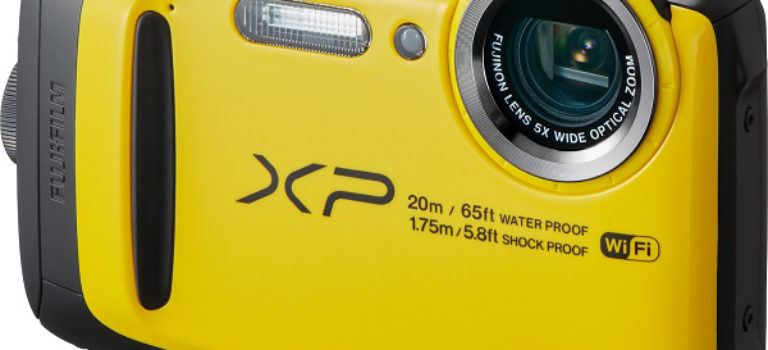 فوجی فیلم از دوربین جان سخت FinePix XP120 پرده برداری کرد