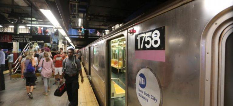 همه ایستگاههای مترو در نیویورک WiFi دارند