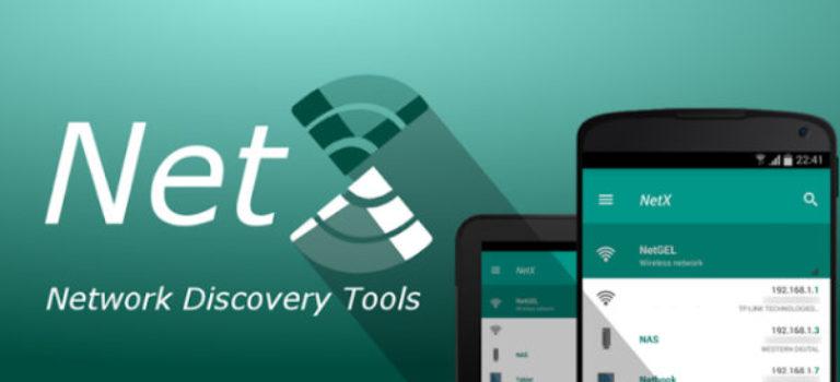 معرفی اپلیکیشن NetX؛ ابزاری برای آنالیز شبکه های وای فای اطراف