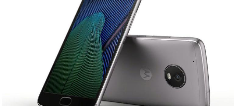 گوشی های هوشمند موتو جی ۵ و موتو جی ۵ پلاس رسما معرفی شدند