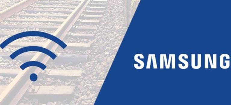 سامسونگ اولین شبکه LTE-R را در کره جنوبی راه اندازی کرد