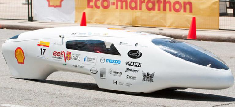 خوردوی بنزینی با مصرف سوخت کمتر از یک لیتر در ۱۰۰۰ کیلومتر معرفی شد