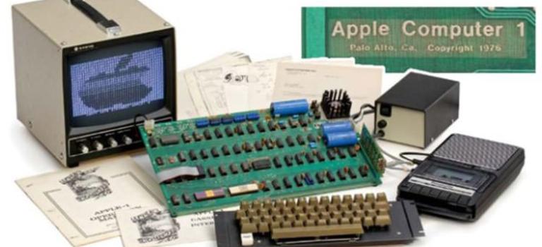 کامپیوتر اپل ۱ به ارزش  ۱۰۱ هزار دلار فروخته شد