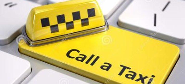 تاکسی اینترنتی و تخلفاتی که مجاز شد!