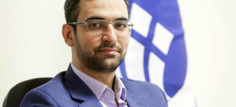 جهرمی به عنوان وزیر ارتباطات و فناوری اطلاعات به مجلس معرفی شد