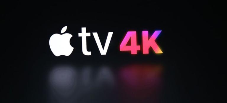 نسل جدید اپل تی وی معرفی شد؛ رزولوشن ۴K و پشتیبانی از HDR
