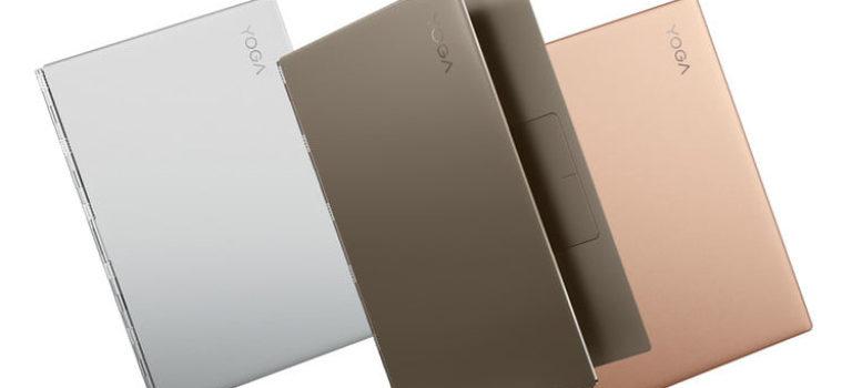 لنوو سری جدید لپ تاپ یوگا و میکس را در ایفا ۲۰۱۷ رونمایی کرد