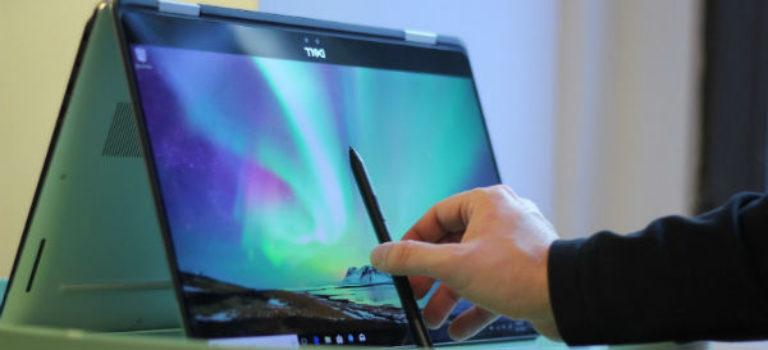 مدل هیبریدی لپ تاپ Dell XPS 15 معرفی شد