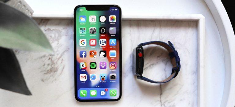سهم ۵۱ درصدی درآمد اپل از صنعت گوشی های هوشمند در سه ماهه چهارم ۲۰۱۷