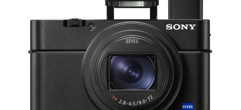 سونی دوربین کامپکت RX100 VI را با لنز زوم جدید معرفی کرد