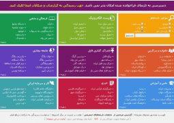 وزیرارتباطات: فیلترینگ را شرکتهای اینترنتی انجام میدهند