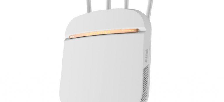 روتر DWR-2010 دی لینک، اینترنت ۵G را به خانه شما میآورد