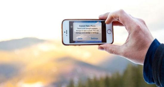 اشتباهات رایج در عکاسی با موبایل