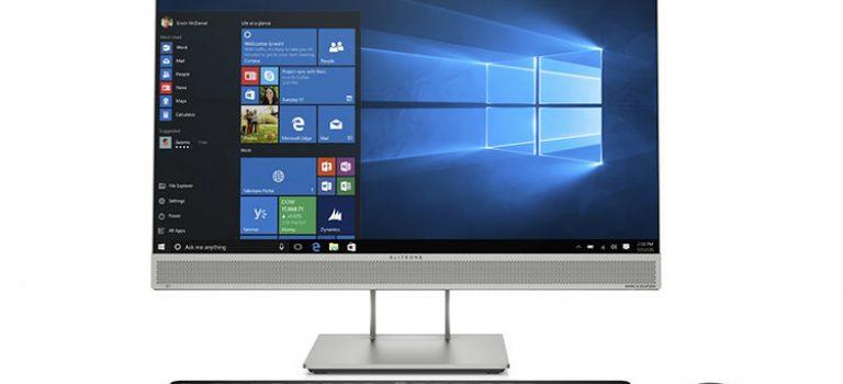 رونمایی اچ پی از کامپیوتر، مانیتور و لپ تاپ جدید سری الیت