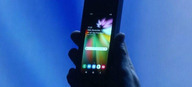 سامسونگ عرضه گوشی تاشدنی را در نیمه اول ۲۰۱۹ تایید کرد